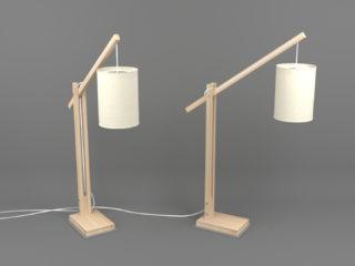 Design Lampadaire