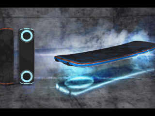 Concept Hoverboard