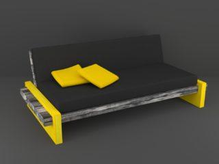 Design mobilier d'intérieur